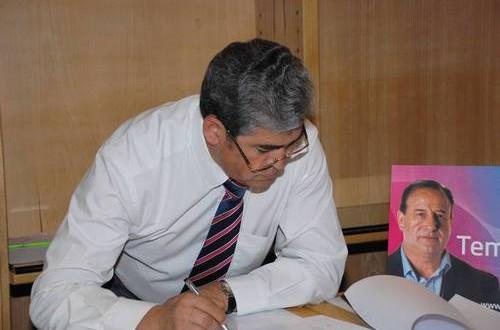 Assembleia Municipal pretende ratificar destituição António Lopes que considera este acto mais uma ilegalidade