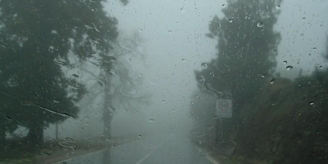 Outono chega amanhã marcado pela chuva e trovoada