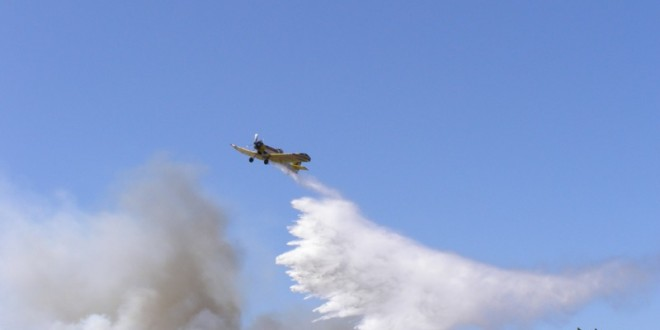 Incêndios em Nelas também já foram dominados