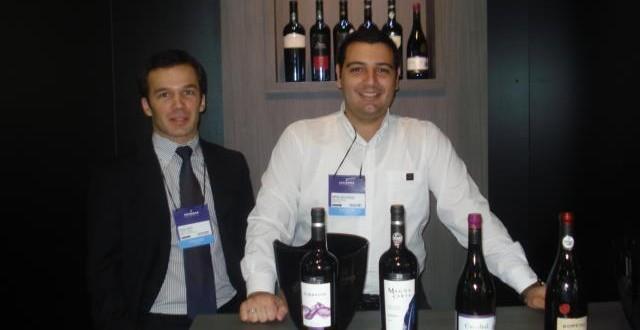 Um luso-brasileiro descobridor de vinhos portugueses