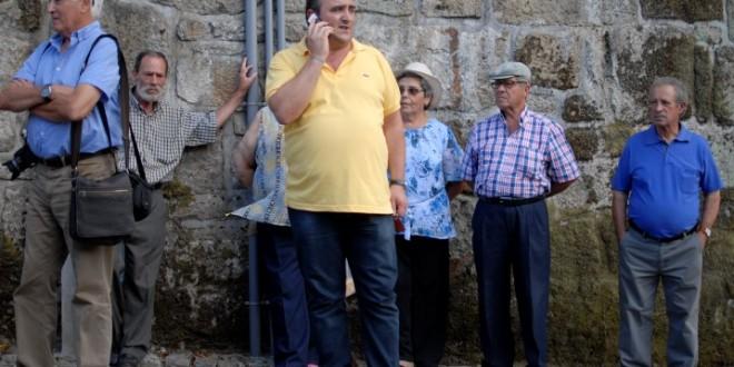 """Problema da sucessão de Afonso Jorge discutida amanhã, na vila de Avô, uma freguesia rodeada de """"agradáveis"""" casos insólitos"""