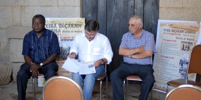 Presidente da Junta de Lourosa insiste na requalificação da área envolvente da Igreja Moçárabe em 2015