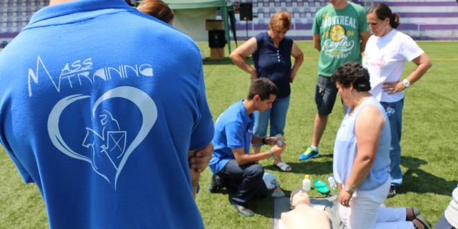 Oliveira do Hospital comemora Dia Mundial do Coração