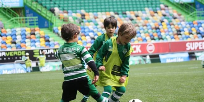 CF Oliveira do Hospital vai ter formação com os padrões Escola Academia Sporting