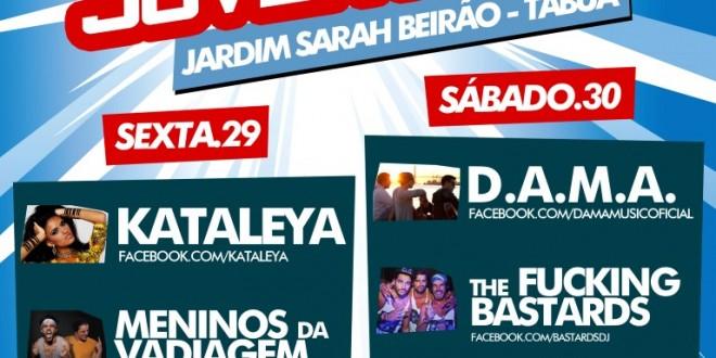 Jovens de Tábua promovem festa sexta-feira e sábado