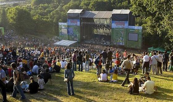 Duplicou a apreensão de drogas aos participantes nos festivais de Verão