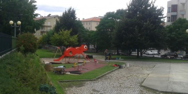 Parque Infantil Sá Carneiro renovado após notícia do CBS