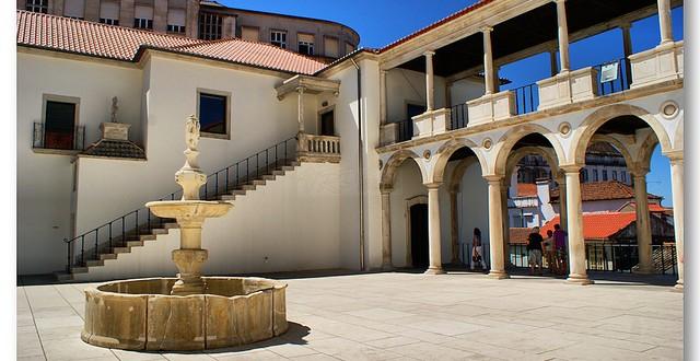O Museu Machado de Castro e Arquitecto Gonçalo Byrne distinguido com prémio Piranesi/Prix de Rome