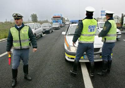 Operação Despiste de camião, no IP3, em Tondela mata condutorda GNR termina com menos vítimas mortais