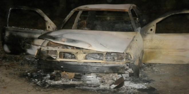 Homem morre carbonizado dentro de um carro na Lousã