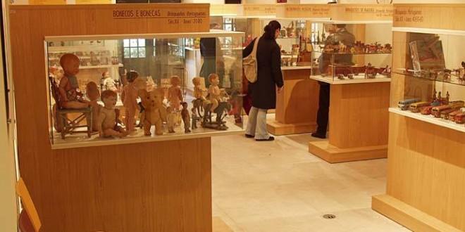 Museu do Brinquedo de Seia fecha para manutenção