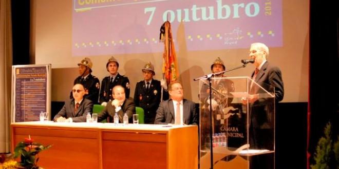 Belmiro de Azevedo recebeu medalha de ouro de Oliveira do Hospital