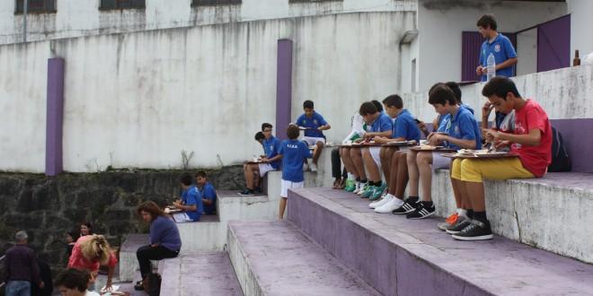 FC Oliveira do Hospital relança formação em clima de festa