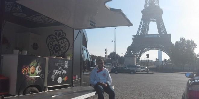 Um chef de Oliveira do Hospital está a dar a conhecer a gastronomia portuguesa pela Europa