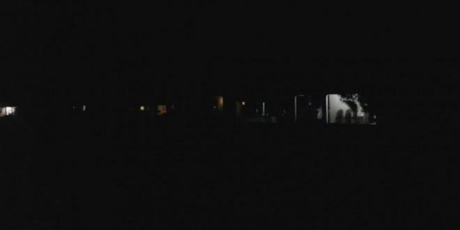 Algumas ruas de Oliveira do Hospital voltaram hoje a ter iluminação pública