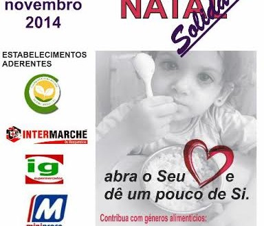 Município de Oliveira do Hospital promove recolha de bens alimentares