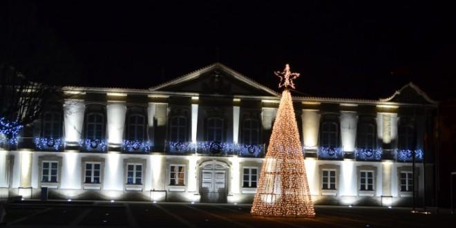 Iluminação de Natal regressa este ano a Seia, um município que promete marcar a quadra com várias iniciativas