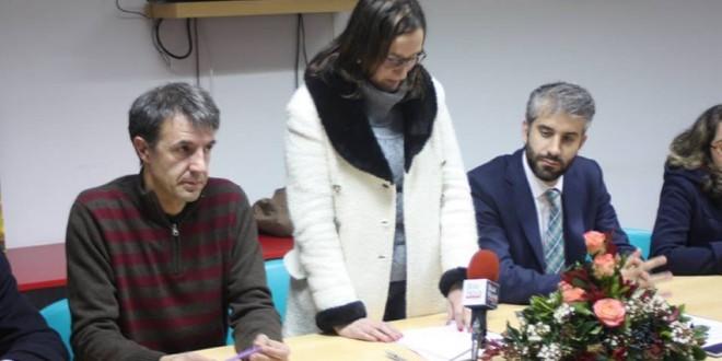 Maria José Falcão Brito tomou posse e repudiou tentativa de politização das eleições da Arcial