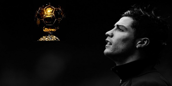Cristiano Ronaldo é coroado pela terceira vez