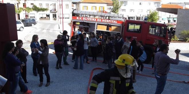 Direcção reúne com Bombeiros Voluntários de Oliveira do Hospital quinta-feira