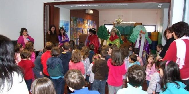 Biblioteca Municipal de Oliveira do Hospital comemora Dia de Reis
