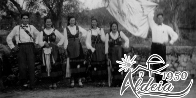 Aldeia de Nogueira 1950
