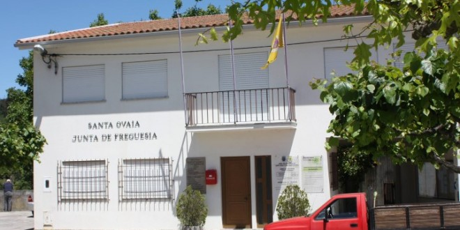 Santa Ovaia, Junta de Feguesia