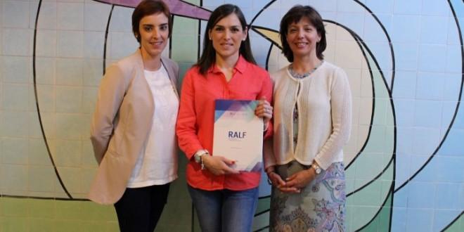 As investigadoras Ana Rita Valente, Marisa Lousada e Ana Mendes (Small)