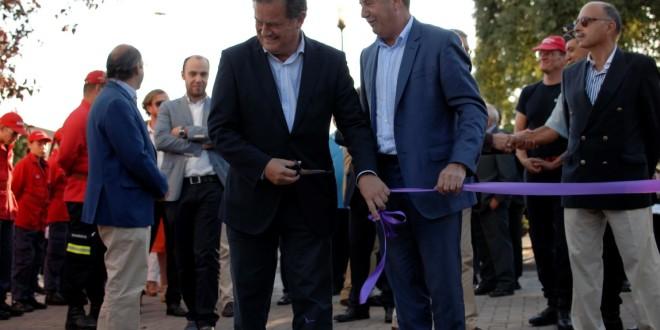 inauguração EXPOH