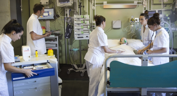 cuidados intensivos