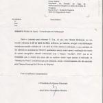 Carta de José Carlos Alexandrino