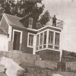 Casa dos avós de Victor Ramos em Ervedal