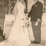 Manuel Gonçalves Pereira e Maria Isabel M. Pereira 25/dez/1966